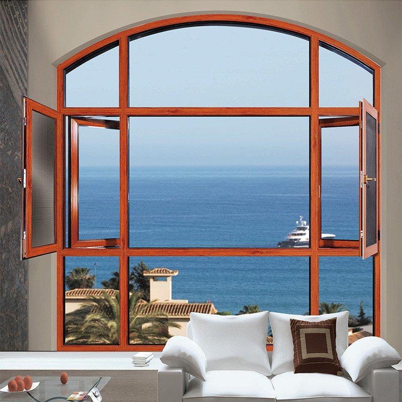奧本(斷橋)窗紗一體平開窗