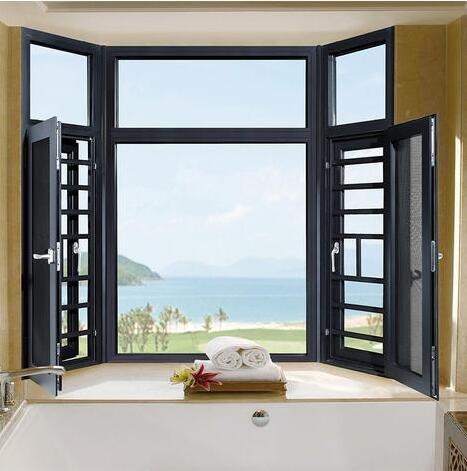 鋁合金門窗十大品牌比思特為你守護心靈的窗
