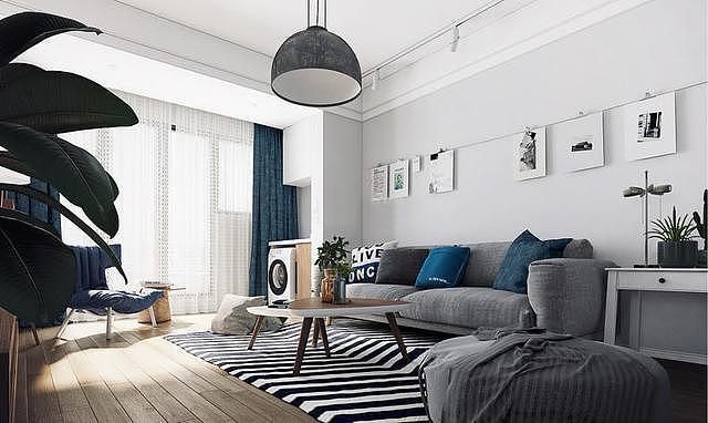 2019年這樣的客廳裝修將會流行